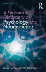 A Student's Dictionary of Psychology and Neuroscience Hayes Nicky, Stratton Peter