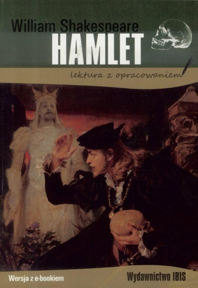 Hamlet z opracowaniem BR IBIS William Shakespeare