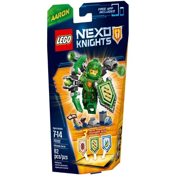 LEGO Nexo Knights Aaron (70332)
