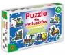 Puzzle dla maluszków. Maszyny budowlane (0541) Wiek: 3+