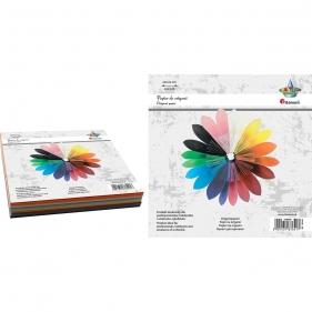 Papier do origami 20x20cm, 100 ark.mix kolorów