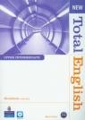 New Total English Upper-Intermediate Workbook with CD