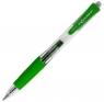 Długopis żelowy Mastership - zielony (TO-077)