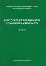 Functiones et Approximatio Commentarii Mathematici 52.1