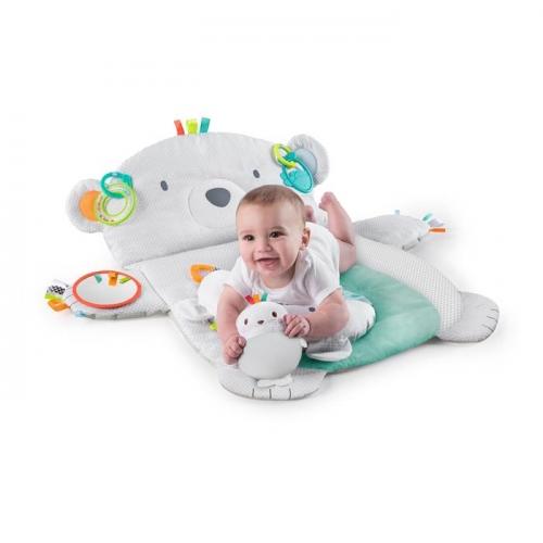 Bright Starts Mata edukacyjna Tummy Time Prop & Play - Dostępność 19/02