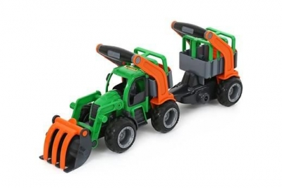 Traktor Wader-Polesie W PUDEŁKU (48417)