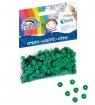 Confetti cekiny - kółko zielone FIORELLO