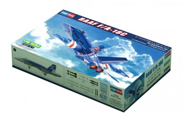 Model plastikowy RAAF F/A-18C (85809)