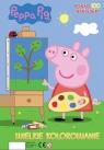 Peppa Pig Mega kolorowanka