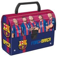 Kuferek oklejany FC Barcelona