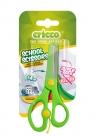 Nożyczki szkolne Cricco z osłoniętym ostrzem 14 cm (CR420)mix