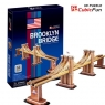 Puzzle 3D Empire Brooklyn Bridge 	 (C107H)