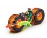 Wojownicze Żółwie Ninja: Motocykl z figurką Michelangelo (82480/82483)