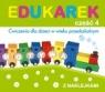 Edukarek część 4 Ćwiczenia dla dzieci w wieku przedszkolnym