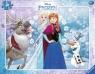 Puzzle ramkowe 40: Kraina Lodu, Anna i Elsa (061419) Wiek: 4+
