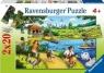 Puzzle 2X20 Zabawa w parku (090419)