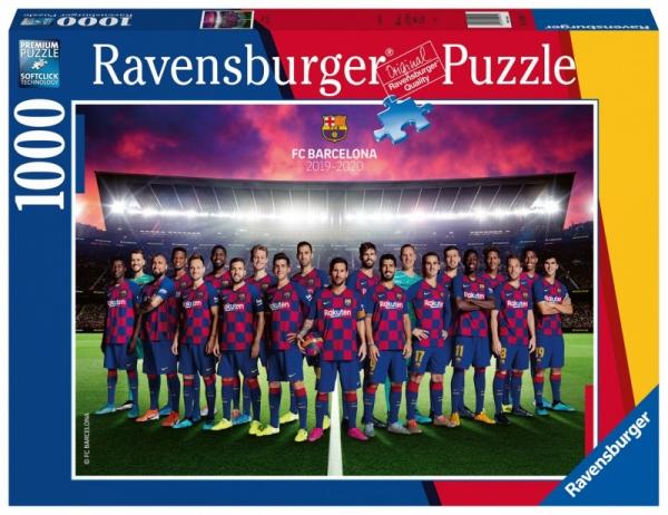 Puzzle 1000 elementów FC Barcelona (199419)
