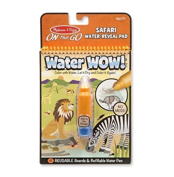 Kolorowanka Water Wow! - Woda na safari (MD19441)