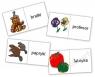 Domino logopedyczne wyrazowo - obrazkowe PR-BR