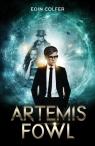 Artemis Fowl (okładka filmowa) Eoin Colfer