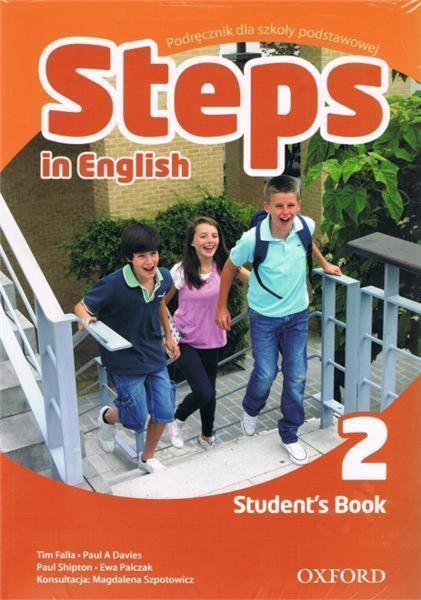 Steps In English 2. Student's Book with Exam Practice Pack Falla Tim, Davies Paul, Shipto