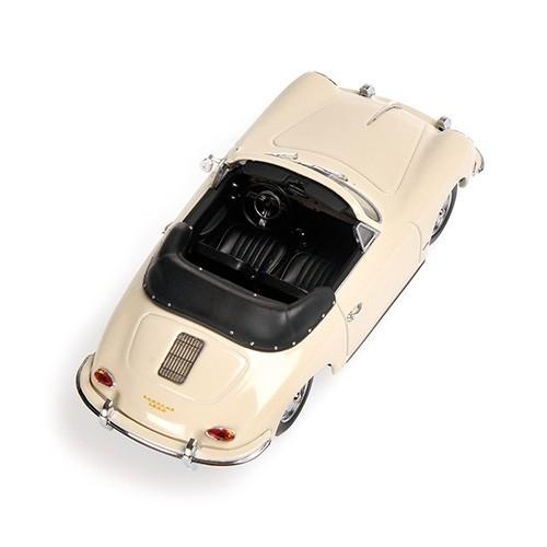 Porsche 356 B Cabriolet 1960 (ivory)