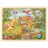 Puzzle Australijskie zwierzęta 96