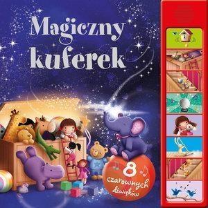 Magiczny kuferek. 8 czarownych dźwięków Melanie Joyce, James Newman Gray (ilustr.)