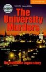 CER4 The university murders with CD  MacAndrew Richard