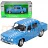 WELLY Renault R8 Gordini, niebieski (WE24015)