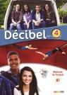 Decibel 4 Podręcznik+CD+DVD Butzbach Michele