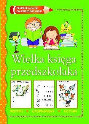 Wielka księga przedszkolaka