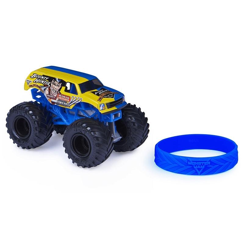 Monster Jam 1:64 - auto Bounty Hunter (6044941/20123296)