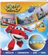 SUPER WINGS Europa MAPS-301