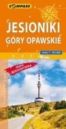 Jesionki Góry Opawskie mapa turystyczna wodoodporna 1:50 000