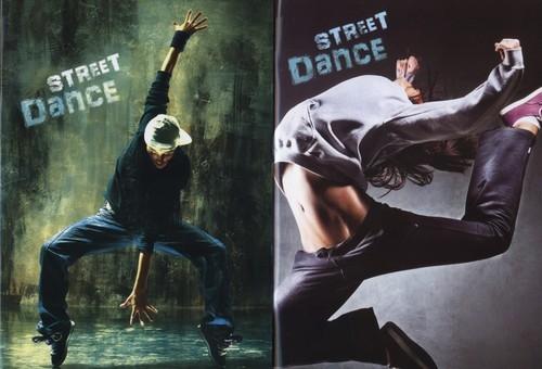 Zeszyt A5 Street dance w kratkę 60 kartek