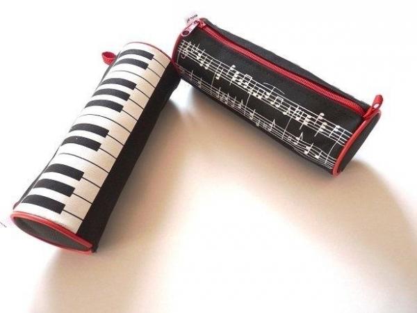 Piórnik tuba Pianino