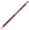 Ołówek techniczny Titanum B z gumką (83723)