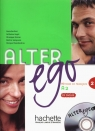 Alter Ego 2 Podręcznik z płytą CD A2 Berthet Annie, Hugot Catherine, Kizirian Veronique