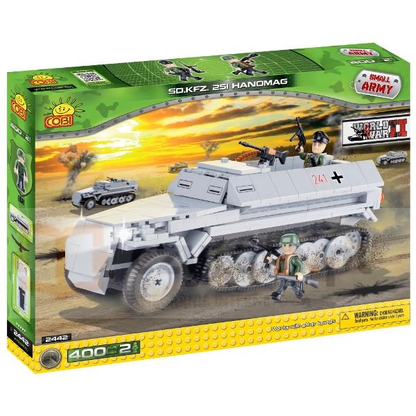 Cobi: Mała Armia WWII. Sd.Kfz. 251 Hanomag - 2442