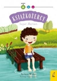 Książkożercy. Super Marian nad jeziorem (poziom 1) praca zbiorowa