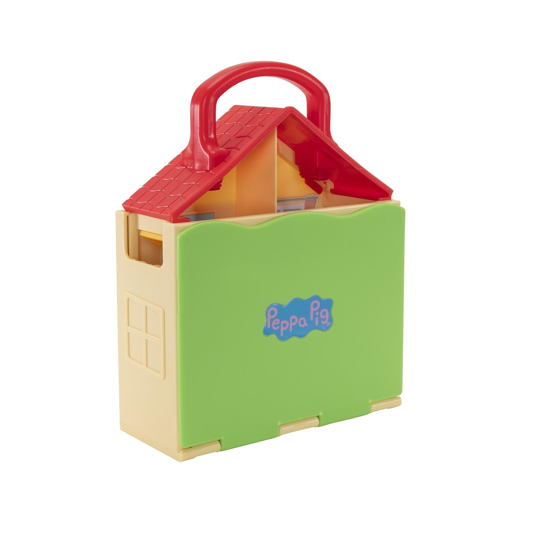 Świnka Peppa - Domek rozkładany (PEP00700)
