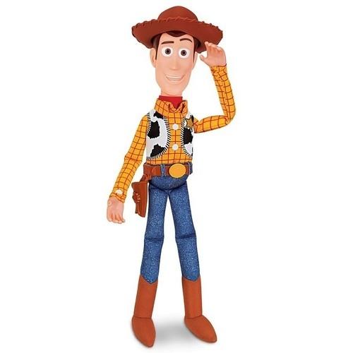 Toy Story 4: Mówiący Szeryf Chudy 30 cm (64113)