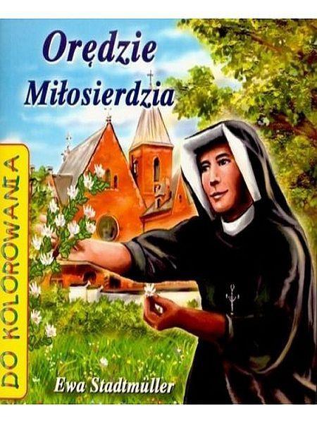 Orędzie Miłosierdzia (kolorowanka) Stadtmuller Ewa