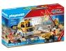 Playmobil City Action: Plac budowy z wywrotką (70742)