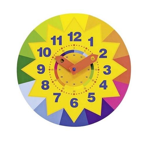 Zegar do nauki godzin