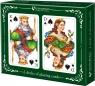 Dwie talie kart do gry