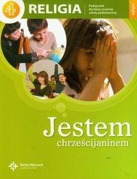 Jestem chrześcijaninem 4 Religia Podręcznik praca zbiorowa