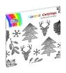 Colorful Christmas Książka do kolorowania