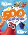Gdzie jest Nemo Gdzie jest Dory 500 naklejek